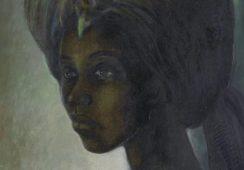 Nigeryjska Mona Lisa znaleziona w Londynie