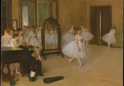 Zaginione przed laty dzieło Degasa znalezione w bagażniku autobusu