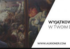 Dzieła sztuki na wyciągnięcie ręki – rusza portal aukcyjny Auxioner.com