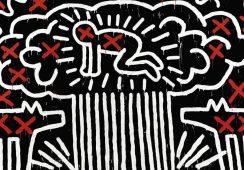 Spór pomiędzy Sotheby's i amerykańskim kolekcjonerem o dzieło Keitha Haringa