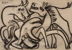 Grafika Pabla Picassa skradziona z firmy w Wisconsin