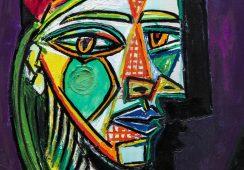 Złota muza Picassa drugim najdroższym dziełem w Europie