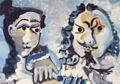Picasso- artysta wielu przemian