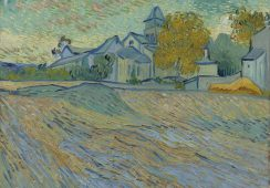 Należący do Elizabeth Taylor obraz van Gogha na aukcji w Christie's