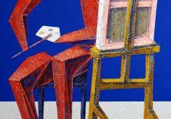 Sztuka Teraz – aukcja charytatywna na rzecz Szlachetnej Paczki