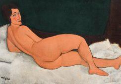 Akt Modiglianiego najdroższym dziełem sprzedanym w Sotheby's