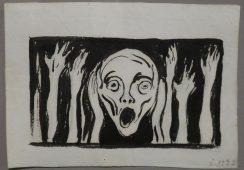 Ponad 7,5 tysiąca dzieł Edvarda Muncha dostępnych online