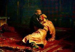 Pijany mężczyzna zniszczył jedno z najsłynniejszych płócien Ilji Repina