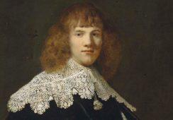 XVII-wieczny portret zidentyfikowany jako dzieło Rembrandta
