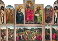 Zagadka lokalizacji skradzionego fragmentu Ołtarza Gandawskiego van Eycków rozwiązana?