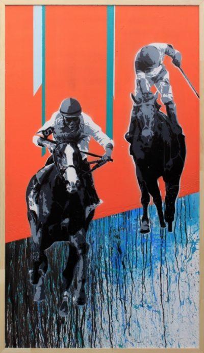 Karol Drzewiecki, Jeździec X