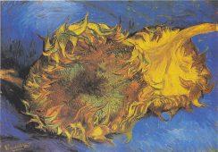 """Co się dzieje ze """"Słonecznikami"""" van Gogha?"""