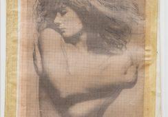 Werner Berges, Eine Oben, 2012, LEVY Galerie