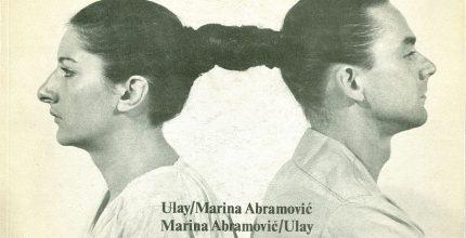 Marina Abramović ulay
