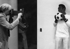 Andy Warhol i Pele