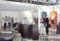 code art fair targi sztuki