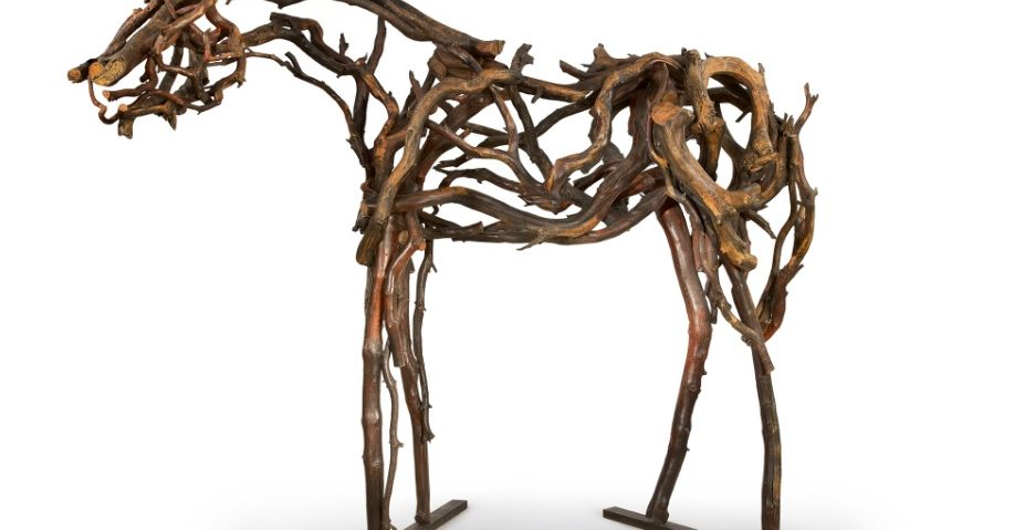 Deborah Butterfield, Madrone (Cody), 2000, Sotheby's