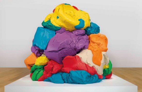 Jeff Koons, Play-doh, 1994-2014, Christie's