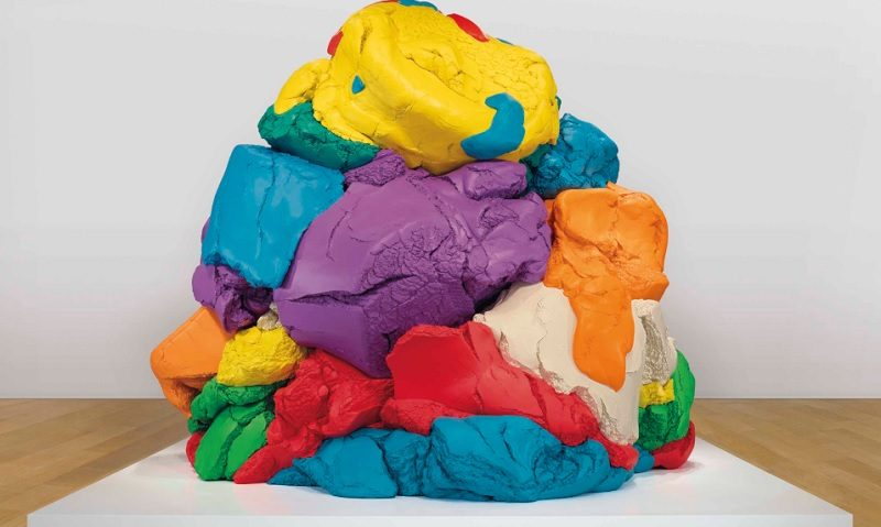 Jeff Koons, Play-doh, 1994-2014, Christie's