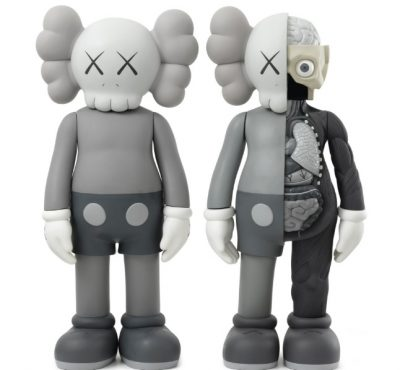 KAWS, Companion (Two Works), Sotheby's