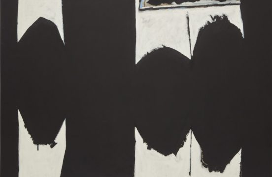 Robert Motherwell, At Five in the Afternoon, 1971, Phillips