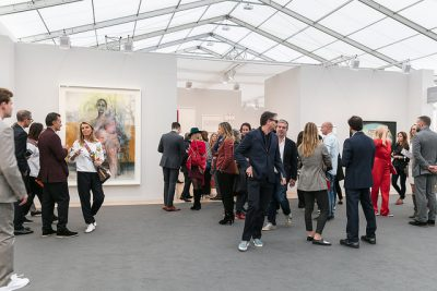 Frieze London 2017