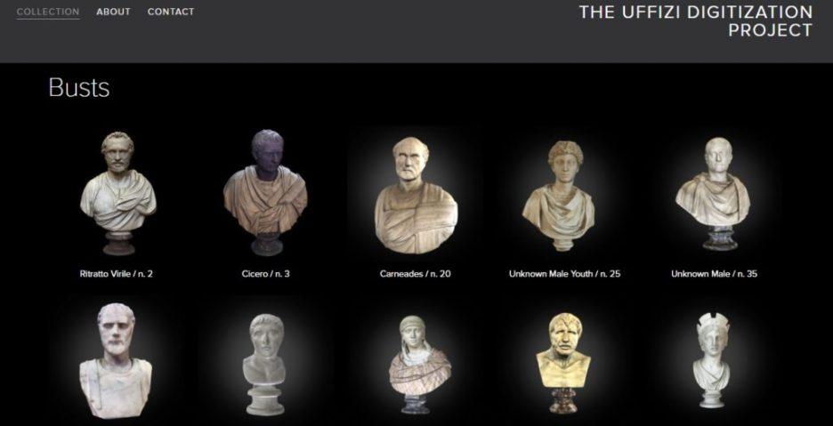 Uffizi Digitalization Project - Rynek i Sztuka