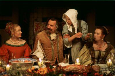 Dziewczyny z Perłą, reż. Peter Webber, 2003