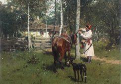 Dzieło Brandta wystawione w niemieckim domu aukcyjnym
