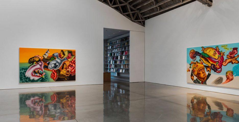 Ekspozycja Mary Boone Gallery na Art Basel