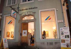 Fotorelacja z wystawy Jarosława Luterackiego w Triadzie