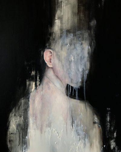 Don't turn around, Lia Kimura - Rynek i Sztuka