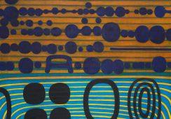 Jan Tarasin, Dzień i noc, 2008, olej, płótno 100x72,5 cm - materiały prasowe Piękna Gallery - rynekiszuka.pl