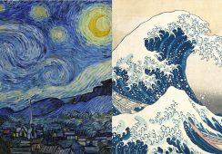 Nieoczywista inspiracja Van Gogha?