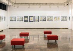 Jeden artysta – trzy wystawy. Rozmowa z Joanną Gościej-Lewińską o wystawie Franciszka Bunscha