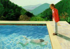 Rekord sprzedaży za dzieło żyjącego artysty pobity przez Davida Hockney'a