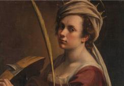 Wystawa Artemisy Gentileschi w National Gallery w Londynie