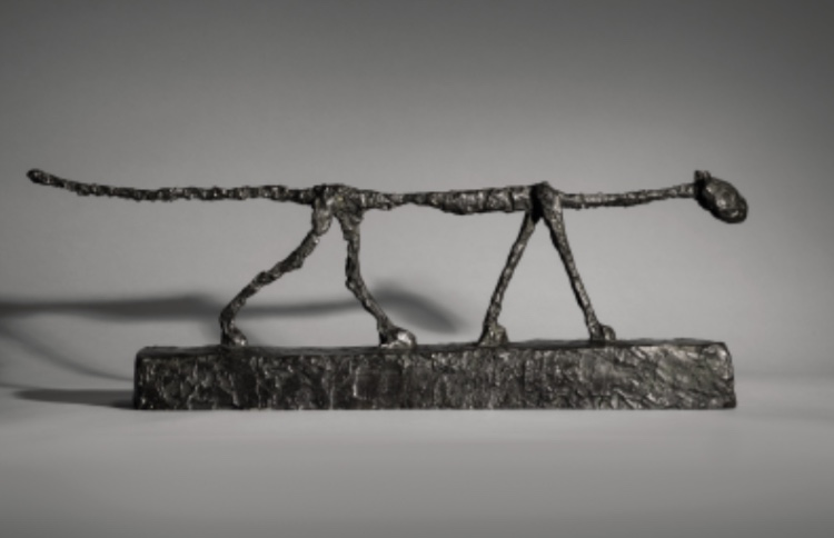 Alberto Giacometti, Le chat, 1951; źr. Christie's / rynekisztuka.pl