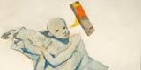 Tadeusz Kantor, Emballages, objets, personnages n. 5, 1968; źr. Christie's - rynekisztuka.pl