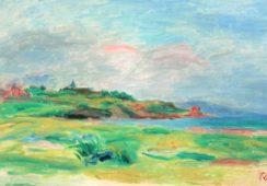 Skradziony obraz Renoira z domu aukcyjnego Dorotheum