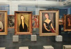 Modigliani i fałszerze
