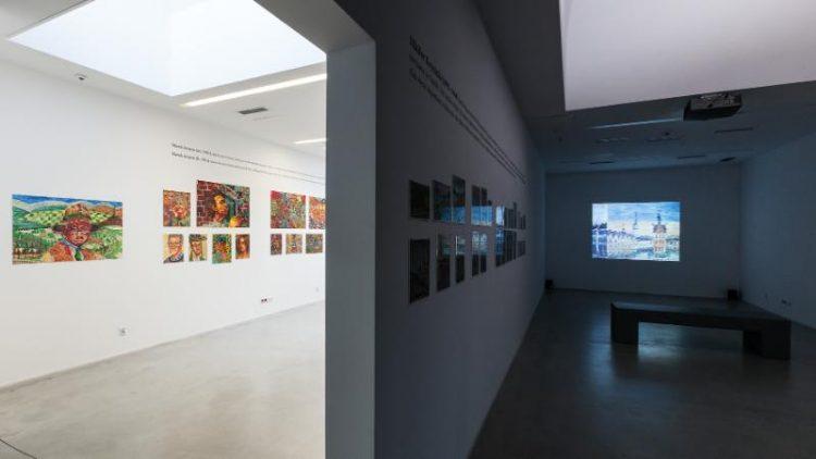 Wystawa Nikifory 2015, Muzeum Sztuki Współczesnejj w Krakowie MOCAK, fot. R. Sosin - rynekisztuka.pl