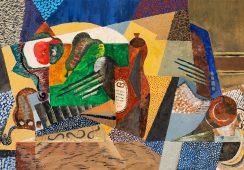 Louis Marcoussis – polski twórca kubizmu.  Wystawa w Domu Aukcyjnym Libra