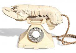 Brytyjska walka o Lobster Telephone Dalego