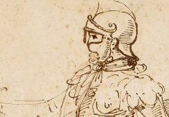Nowo odkryty rysunek Rafaela Santi na aukcji w Sotheby's