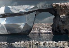 Powstał projekt architektoniczny maltańskiego Lazurowego okna