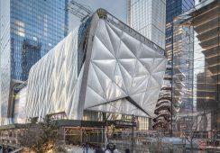 Otwarcie nowego Muzeum The Shed w Nowym Jorku