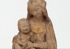 Jedyna rzeźba Leonarda?
