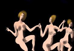 ARTEkspozycje: Akt w malarstwie Józefa Wilkonia | Galeria Limited Edition