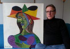 Po 20 latach odnaleziono skradziony obraz Picassa